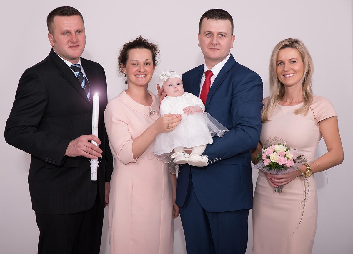zdjęcia na chrzest Łódź